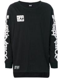 KTZ - Masonic Sweatshirt - Lyst