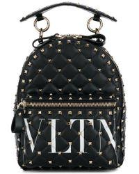 Valentino - Rockstud Small Backpack - Lyst