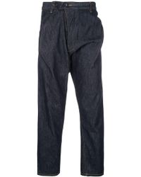 Vivienne Westwood Anglomania - Alcoholic Jeans - Lyst
