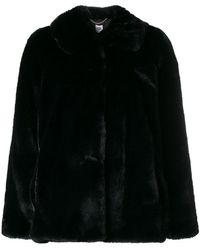Opening Ceremony - Snowblind Faux Fur Coat - Lyst
