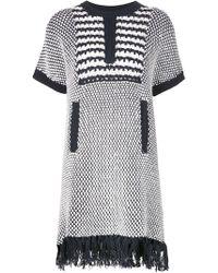 Thakoon - Textured Knit Tunic - Lyst