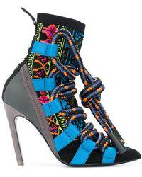 DIESEL - D-slanty Hpt Ankle-boots - Lyst