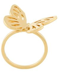 Lara Bohinc | Butterfly Ring | Lyst
