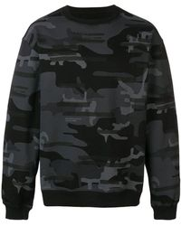 Maharishi - Camo Reversible Sweatshirt - Lyst