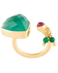 Katerina Makriyianni - Open Structure Ring - Lyst