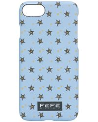 Fefe - Star Print Iphone 8 Case - Lyst