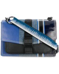 DIESEL - Multi-textile Crossbody Bag - Lyst