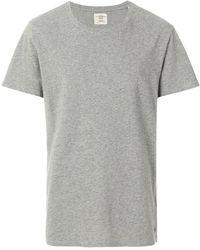 Kent & Curwen - Basic Shortsleeved T-shirt - Lyst
