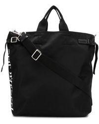 Neil Barrett - Logo Shopping Bag - Lyst