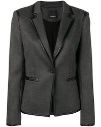 Pinko - Tailored Fitted Blazer - Lyst
