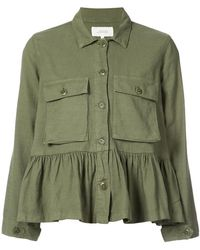 The Great - Flutter Army Jacket - Lyst