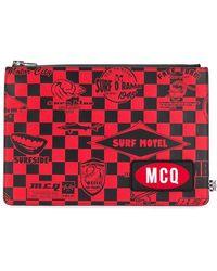 McQ - Bolso de mano Surf Motel - Lyst