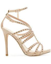 Liu Jo - Strappy Stiletto Sandals - Lyst