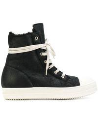 Rick Owens - Hi-top Sneakers - Lyst