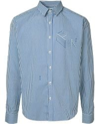 Band of Outsiders - Pinstripe Shirt - Lyst