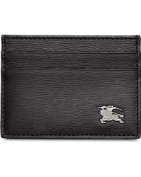 Burberry - London Leather Card Case - Lyst