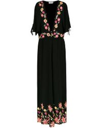 Brigitte Bardot - Long Beach Dress - Lyst