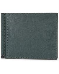 Valextra - Simple Grip Billfold Wallet - Lyst