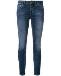 Closed - Baker Skinny Jeans - Lyst