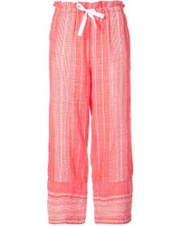 lemlem - Relaxed Fit Pants - Lyst