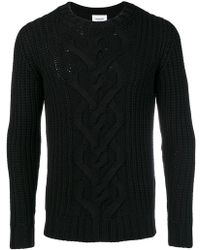 Dondup - Cable-knit Jumper - Lyst