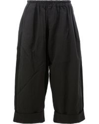 Toogood - Wide-leg Cropped Trousers - Lyst