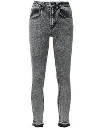 Dondup - Acid Wash Skinny Jeans - Lyst