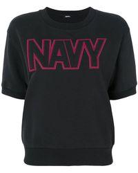 Jil Sander Navy - Navy Sweatshirt - Lyst