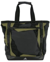 adidas Originals - Mesh And Contrast Panel Tote - Lyst