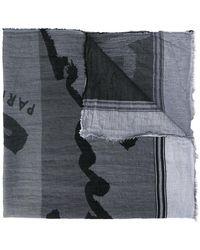 KENZO | Printed Scarf | Lyst