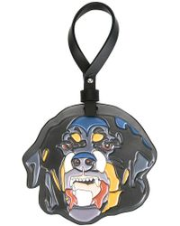 Givenchy - Rottweiler Embossed Keyring - Lyst