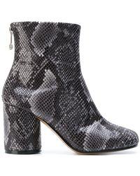 Maison Margiela - Socks Ankle Boots - Lyst