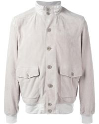 Cruciani | Button Up Jacket | Lyst
