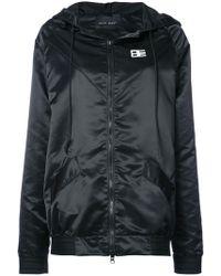Baja East - Lightweight Hooded Jacket - Lyst