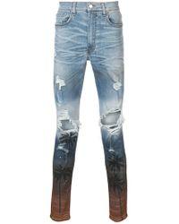 Amiri - Jeans skinny - Lyst