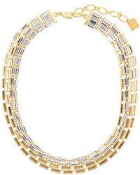 Ca&Lou - Starlight Multi-layer Necklace - Lyst