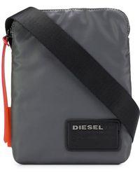 DIESEL - F-discover Small Crossbody Bag - Lyst