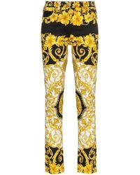 604e87d8aa85 À découvrir   Pantalons Versace femme à partir de 195 €