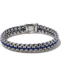 David Yurman - Woven Cuff Bracelet - Lyst