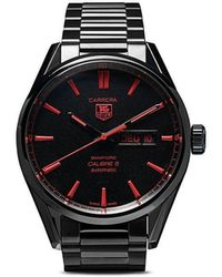 Bamford Watch Department - Tag Heuer Carrera Calibre 5 Watch - Lyst
