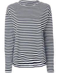 M.i.h Jeans - Seberg Breton Sweatshirt - Lyst