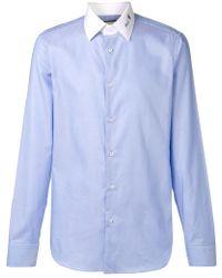 8aea9c0316cb Lyst - Gucci Shirts - Men s Gucci Casual