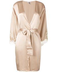 Gilda & Pearl | Gina Short Kimono | Lyst