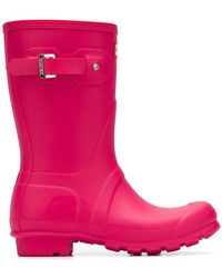 HUNTER - Mid-calf Length Wellies - Lyst