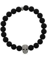 Northskull - Armband mit Kristallen - Lyst