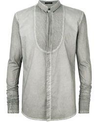 Unconditional - Stencil Bib Shirt - Lyst