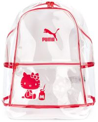 PUMA - X Hello Kitty Backpack - Lyst