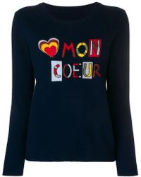 Chinti & Parker - Mon Coeur Jumper - Lyst