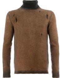 Avant Toi - Roll Neck Sweater - Lyst