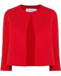 Harris Wharf London - Cropped Jacket - Lyst
